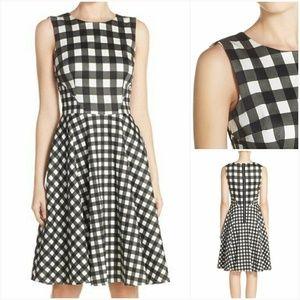 Maggy London | New Gingham Dress [Dresses]